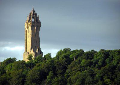 Wallace Monument - Scotland